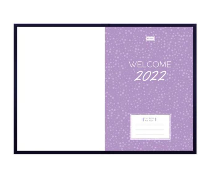 Agenda Costurada 2022 Cosmos Foroni