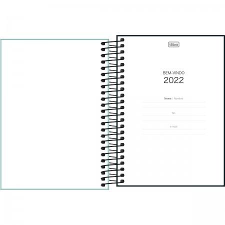 Agenda Espiral Neon 2022 Tilibra