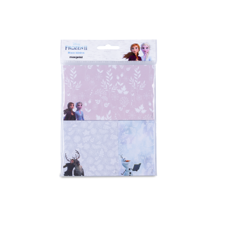 Bloco Adesivo Disney Kit Frozen 2 Maxprint