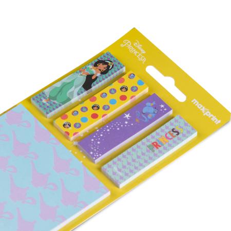 Bloco Adesivo Princesas Disney Kit Jasmine Maxprint