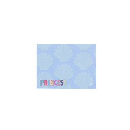 Bloco Adesivo Princesas Disney Pequena Sereia Maxprint