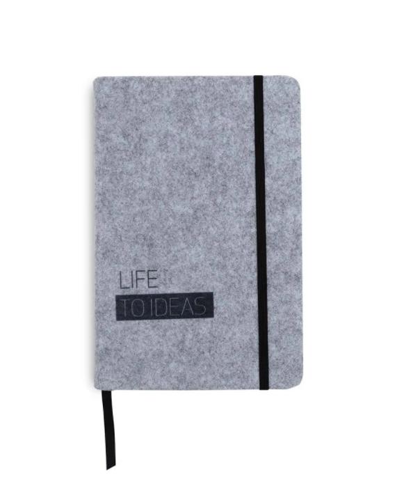 Caderno Sem Pauta Life To Ideas Maxprint