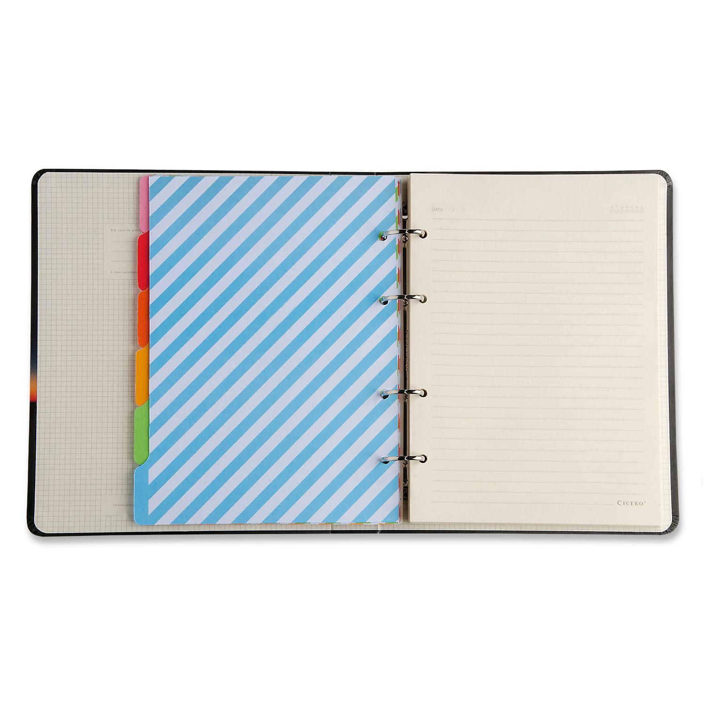Caderno Criativo Argolado Pólen Cícero