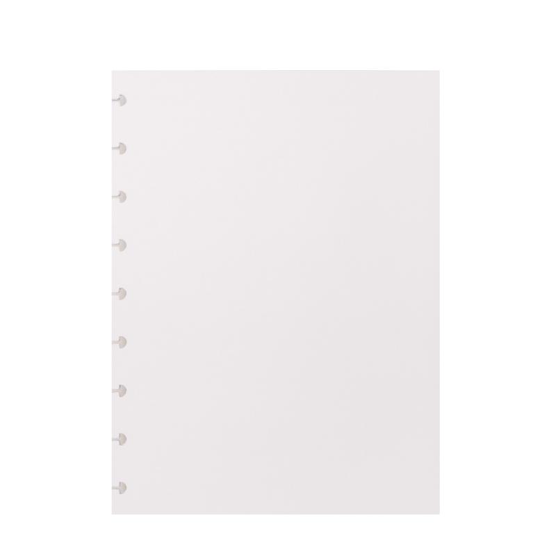 Refil Pontilhado 120g Médio Caderno Inteligente