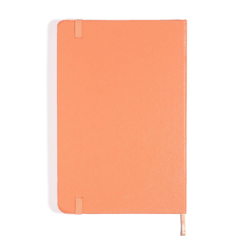 Caderno Pontilhado Coral Cícero