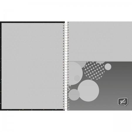 Caderno Universitário Espiral 1 Matéria Yet Foroni