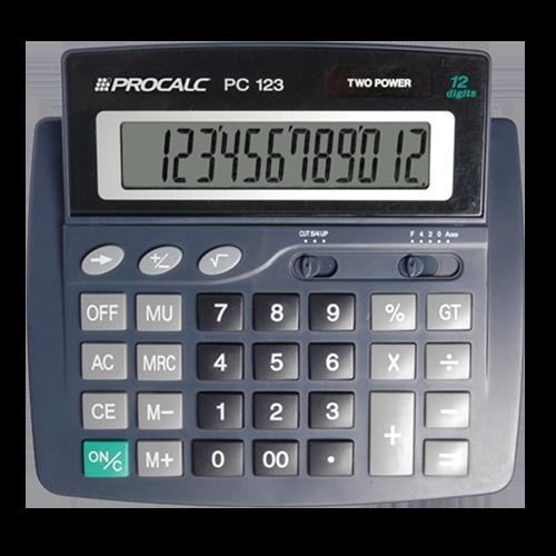 Calculadora de Mesa PC123 Procalc