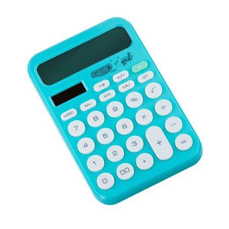 Calculadora Grande de Mesa Soul Verde Brw (cc4004)