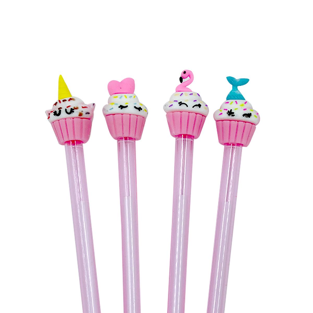 Caneta Divertida Magical Cupcake Poop Store