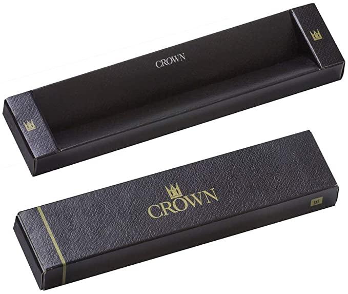 Caneta Tinteiro Metal Capricci Bordo Crown