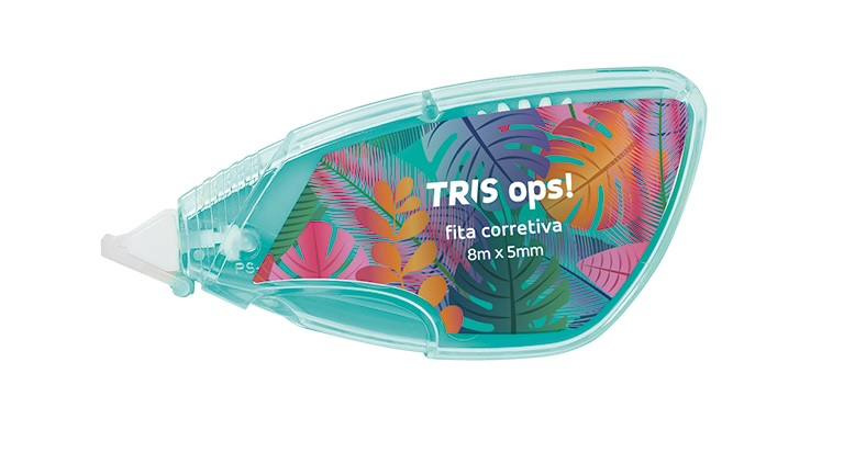 Corretivo em Fita Ops! Tris