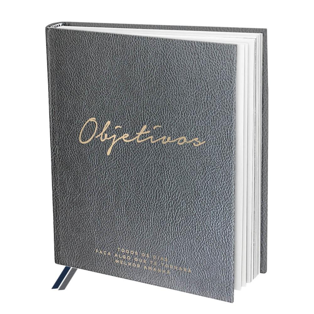 Livro de Anotações Objetivos Dac