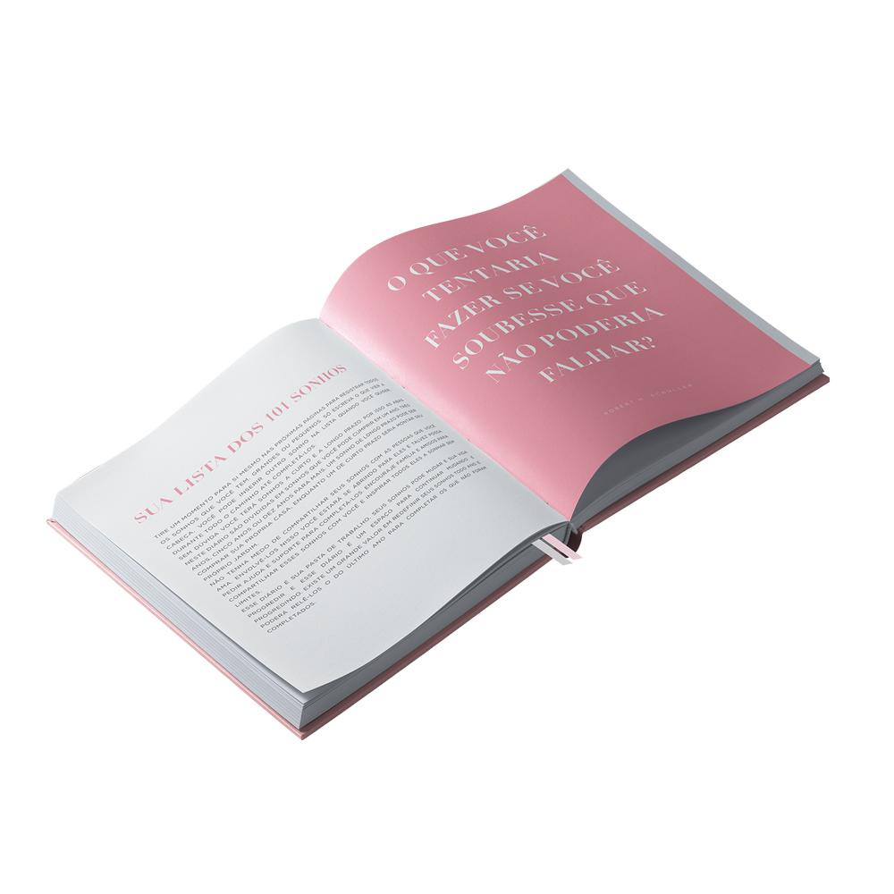 Livro de Anotações Sonhos Dac