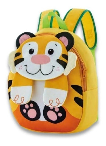 Mochila Infantil Tigre Fuseco