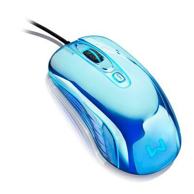 Mouse Gamer Chrome USB M0228 Multilaser
