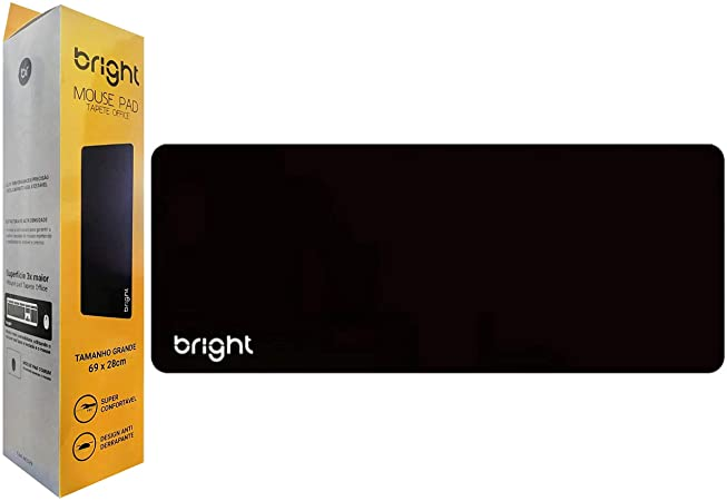 Mouse Pad Tapete Office Bright