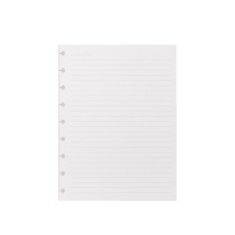 Refil Com Pauta 90g A5 Caderno Inteligente