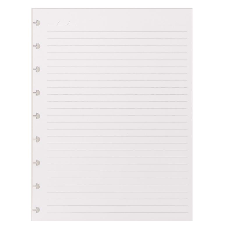Refil Com Pauta 90g Grande Caderno Inteligente