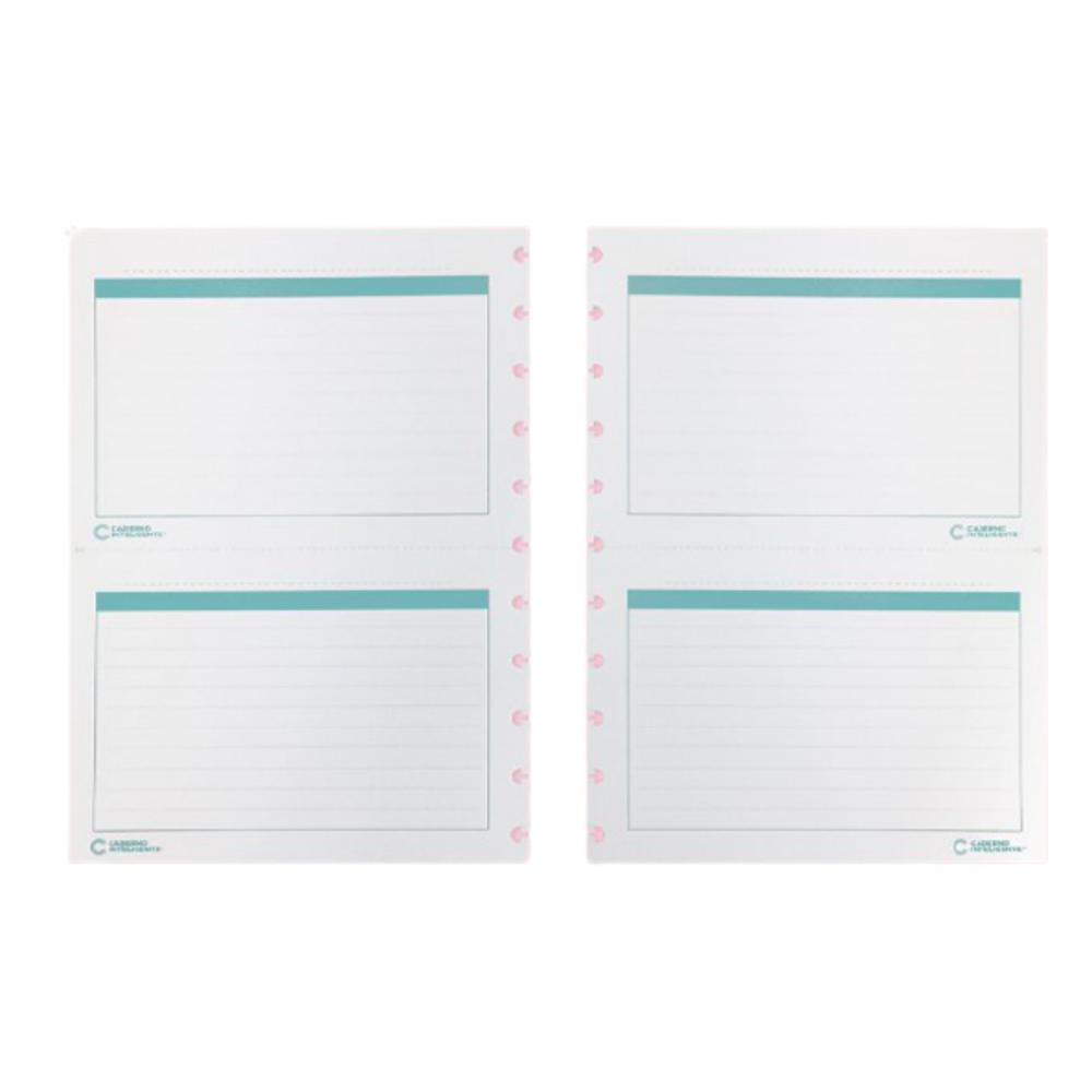 Refil de Caderno Inteligente Otimize Seus Estudos
