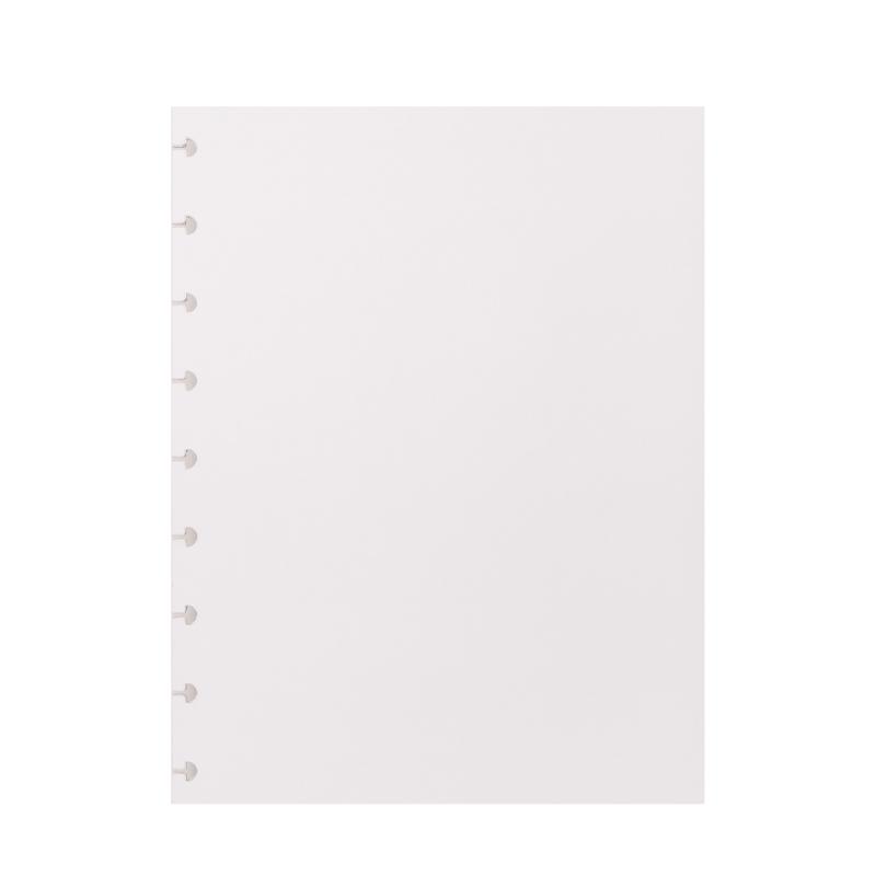 Refil Sem Pauta Médio 90g Caderno Inteligente