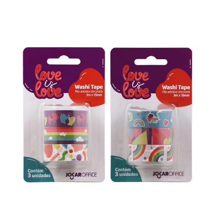 Washi Tape Love Is Love Jocar Office