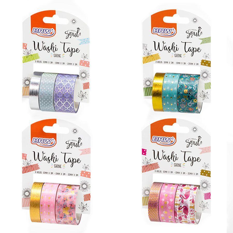 Washi Tape Shine BRW