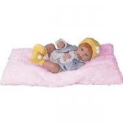 ANNY DOLL BABY RUIVA COTIPLAS AZUL/AMARELO 2503*
