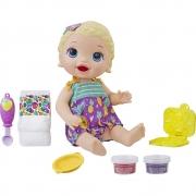 BABY ALIVE HORA DE COMER LANCHINHOS LOIRA E5841*