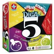 DIGA 5 ESTRELA*