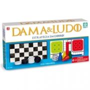 JOGO DAMA E LUDO NIG 1059 *