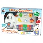 PIANO MUSICAL VAQUINHA 6300*