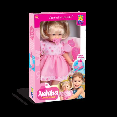 ANINHA VAMOS BRINCAR 8015*