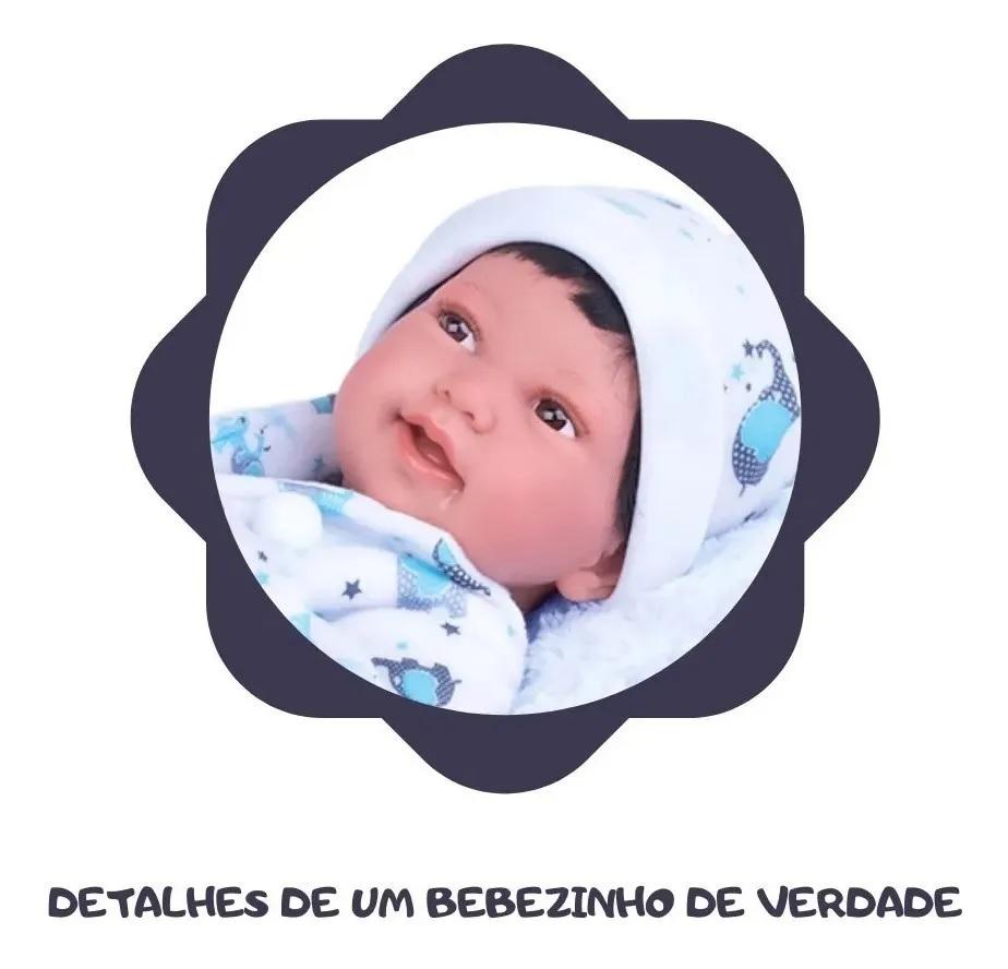 ANNY DOLL BABY MENINO COTIPLAS 2440*
