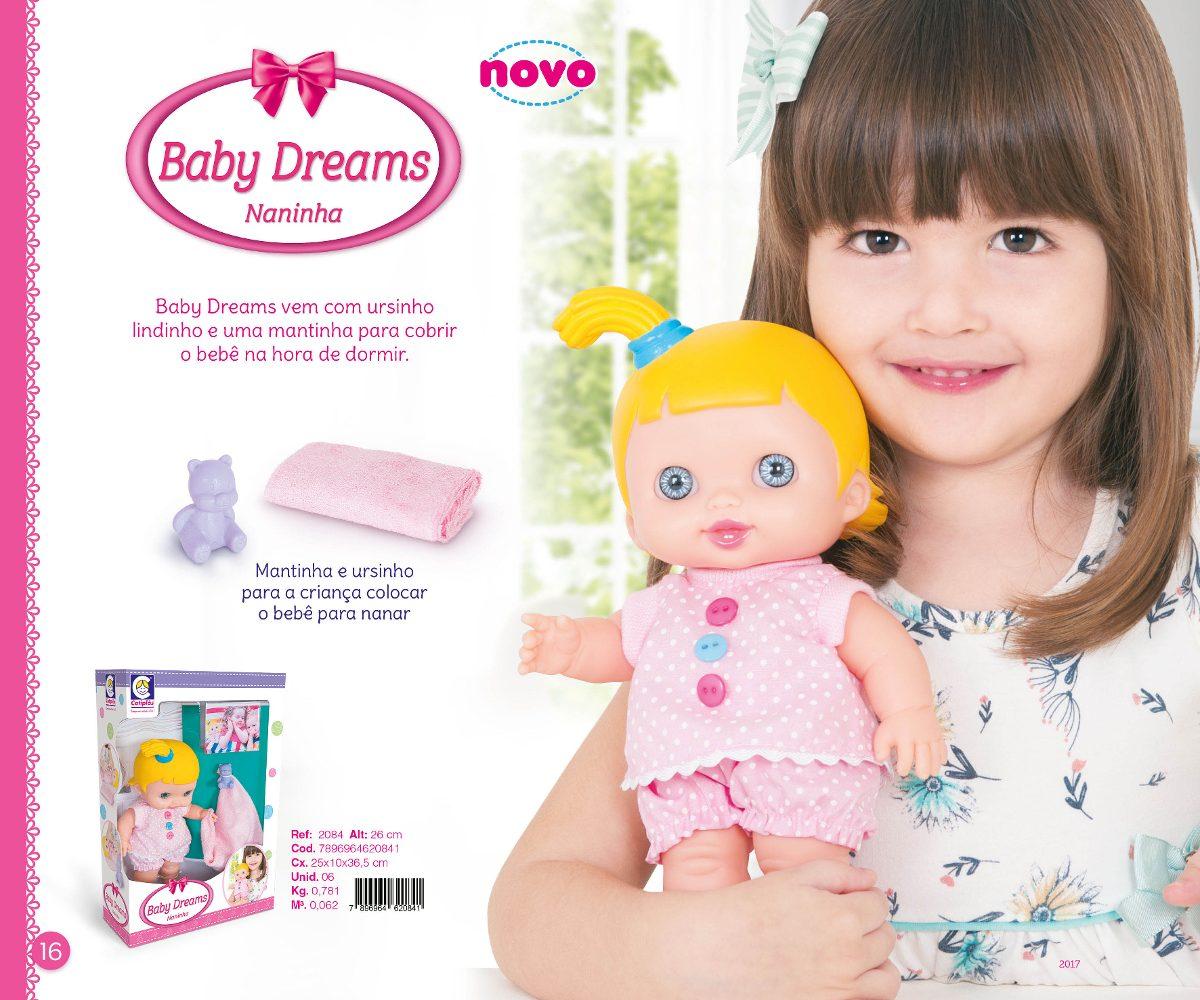BABY DREAM NANINHA 2084*