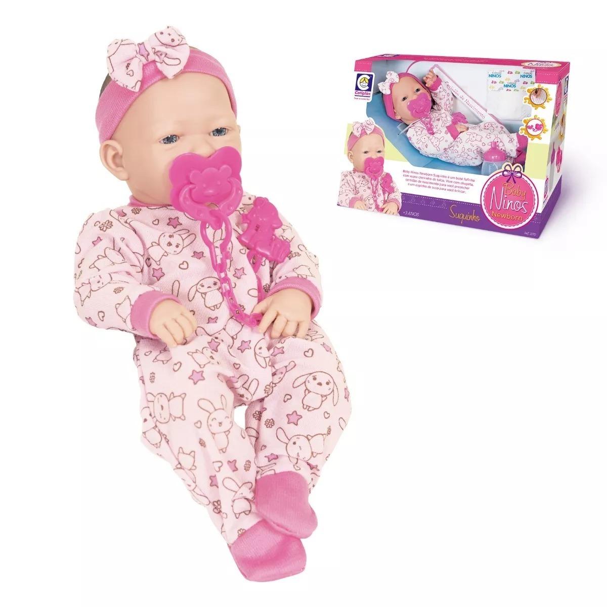 BABY NINOS NEW BORN 2170*