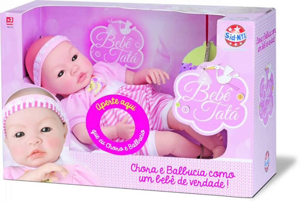 BONECA BELCE TATA 785*