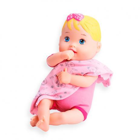 BONECA DIVER FOR BABY NENENZINHA BRANCA 679*