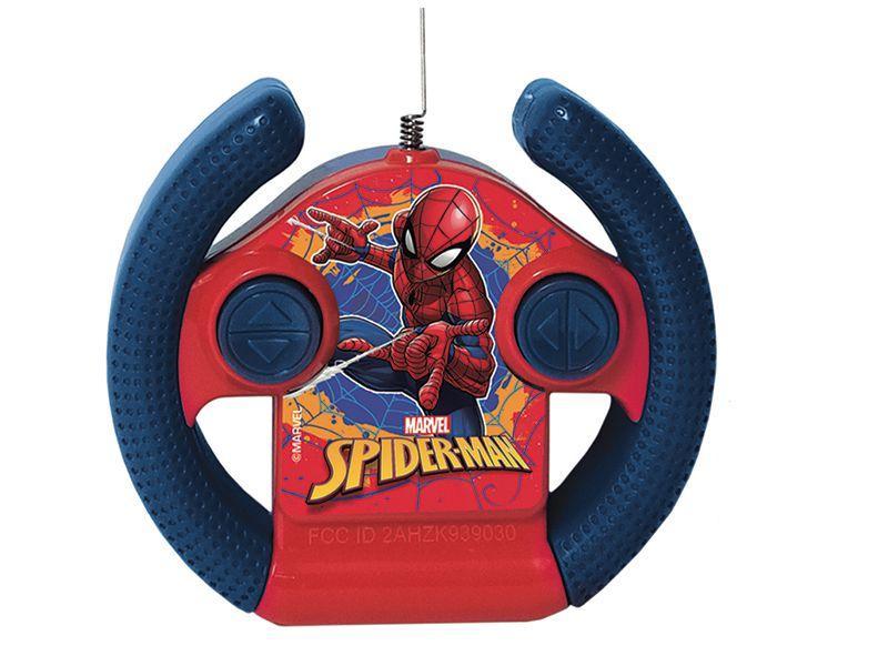 CARRO CONTROLE OVER DRIVE SPIDER MAN 7 FUNCOES 5845 *