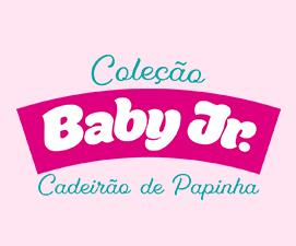 COLECAO BABY JUNIOR CADEIRAO 2186*