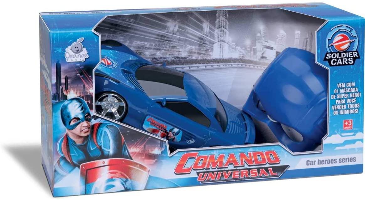 COMANDO UNIVERSAL SOLDIER CAR 429 *