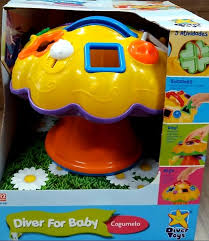 DIVER FOR BABY COGUMELO AZUL 697*