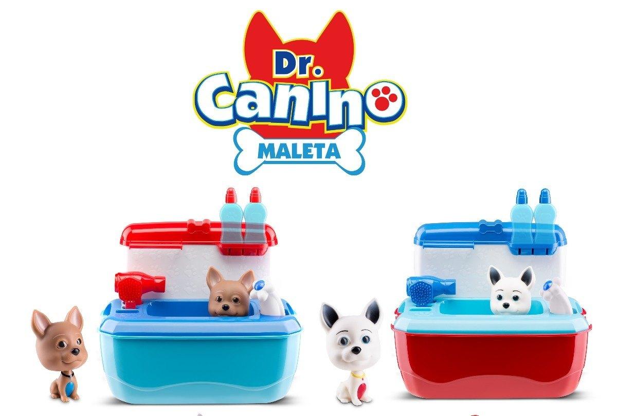 DOUTOR CANINO MALETA 5510  AZUL*