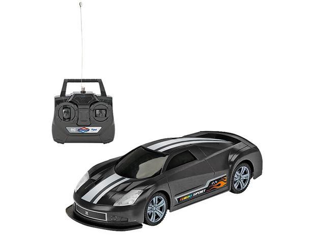 FAMOUS CAR CONTROLE XPLAST 6258 PRETO*