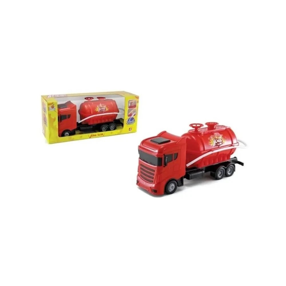 FIRE TANK ORANGE 410 *
