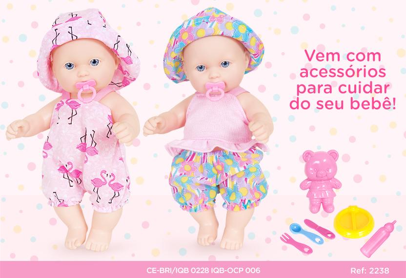 HORA DE BRINCAR C/ ACESSORIOS 2238*