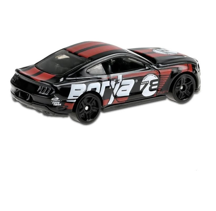 HOT WHEELS 2018  FORD MUSTANG GT *