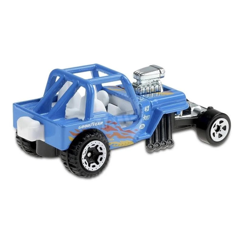 HOT WHEELS 42 WILLYS MB JEEP*