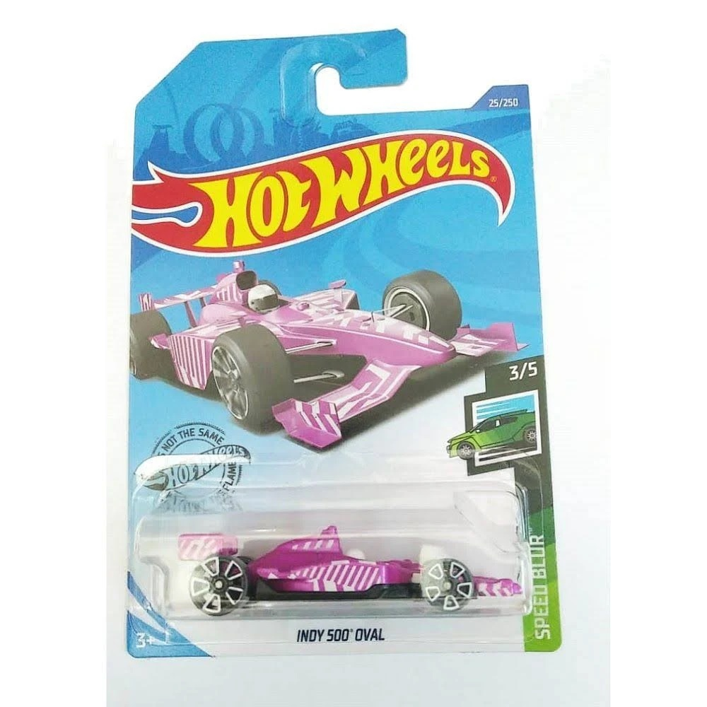HOT WHEELS INDY 500 OVAL *