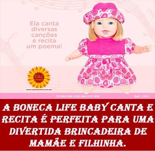 LIFE BABY CANTA E RECITA 2163*
