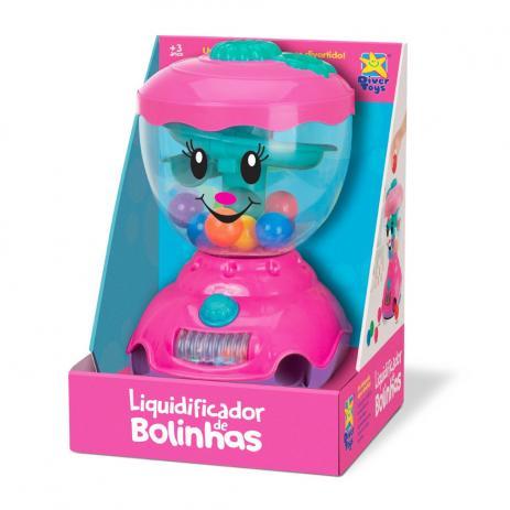 LIQUIDIFICADOR DE BOLINHAS 8026 DIVER TOYS*